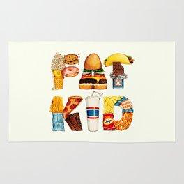 FAT KID Rug