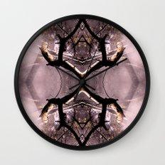 Evanesce 3 Wall Clock