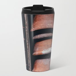 Flower Pots Travel Mug