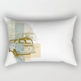 Camioneta Rectangular Pillow
