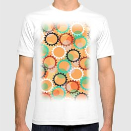 Smells like flowers and sun T-shirt