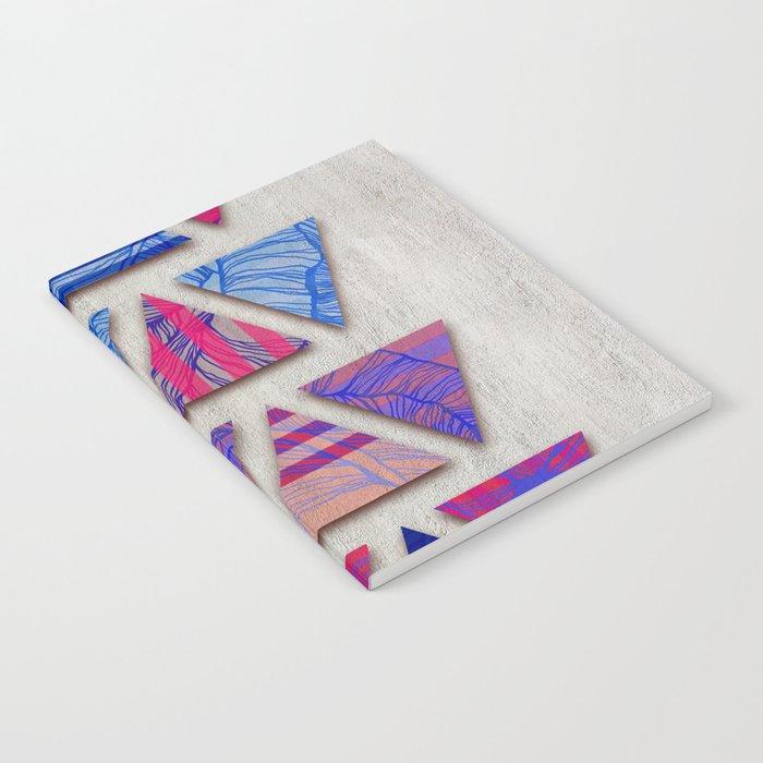 Triangular composition #2 Notebook