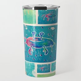 Crabs Travel Mug