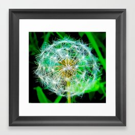 Free Wishes Framed Art Print