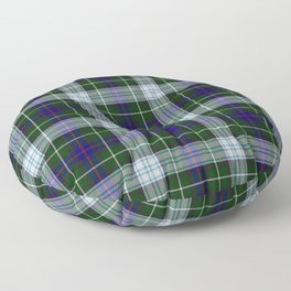 Clan MacKenzie Tartan Floor Pillow
