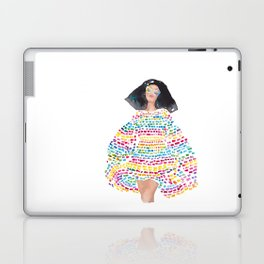 Timbre Queen Laptop & iPad Skin
