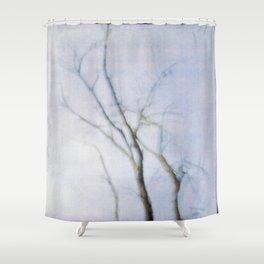 No-man's-land Shower Curtain