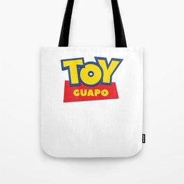 TOY guapo (male) Tote Bag