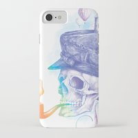 sailor iPhone & iPod Cases featuring Sailor by dogooder