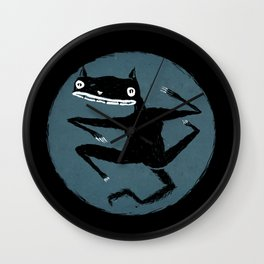 A Cat Wall Clock