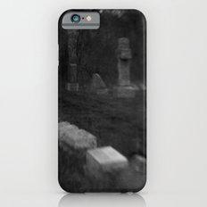 Dark Cemetery iPhone 6s Slim Case
