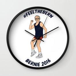 #feelthebern Wall Clock