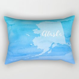 Sweet Home Alaska Rectangular Pillow