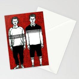 Overthinking Everyting Stationery Cards