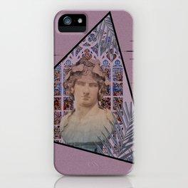 Tropical Renaissance iPhone Case