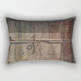 OLD DOOR 01 Rectangular Pillow