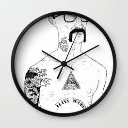Stanley Wall Clock