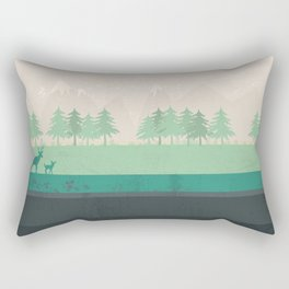 Wilderness Rectangular Pillow