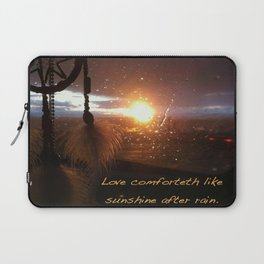 Catch the Sunset Laptop Sleeve