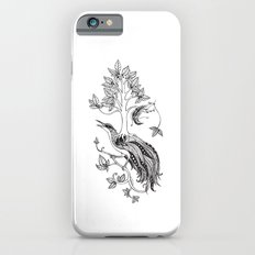 Birds & Trees Pattern Slim Case iPhone 6s