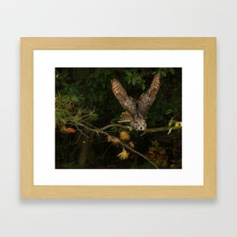 On My Radar Framed Art Print