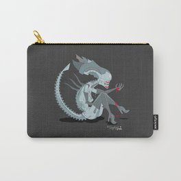 Alien Queen Pin-Up Carry-All Pouch