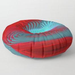 Life In a Nutshell Floor Pillow