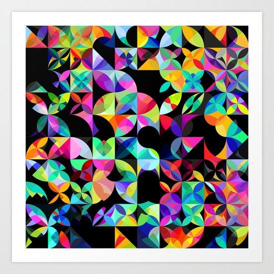 A Million Dollars Art Print