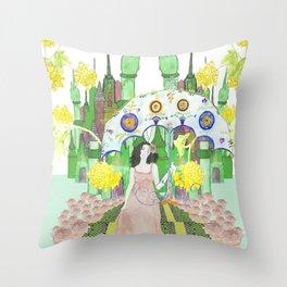 Saga Throw Pillow