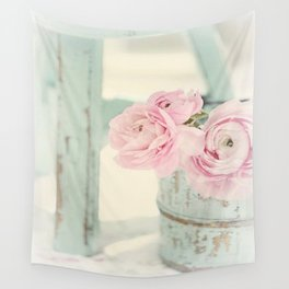 PALE BEAUTY-1 Wall Tapestry