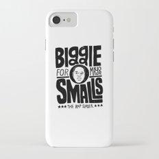 Biggie Smalls for Mayor Slim Case iPhone 7