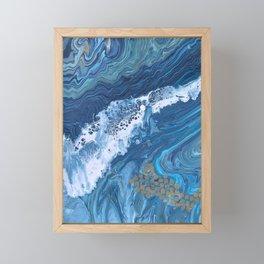 Drift Framed Mini Art Print