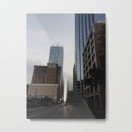 El Centro Metal Print