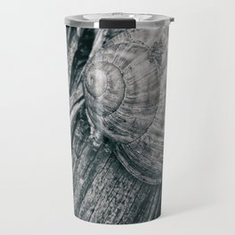 Time in a shell Travel Mug