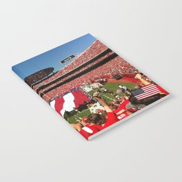 10th Anniversary of 9/11 at Arrowhead Stadium Notebook