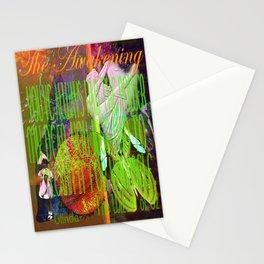 The Wizard Awakening Within Stationery Cards