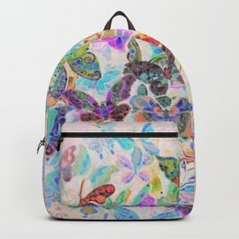 Butterfly Fly To Me Backpack