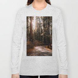 Walking Sequoia 4 Long Sleeve T-shirt