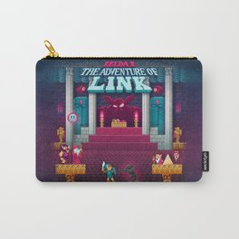 The Link Adventure of Zelda, too Carry-All Pouch