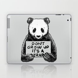 Don't Grow Up It's a Trap Laptop & iPad Skin