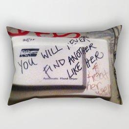 You'll Never Find Another Rectangular Pillow