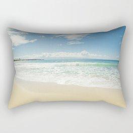 kapalua beach maui hawaii Rectangular Pillow