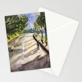 Sunshine in Da Lat Street Stationery Cards