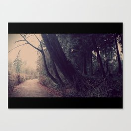 Lullaby of the Trees Canvas Print