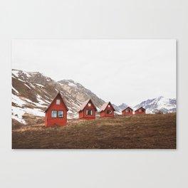 Hatcher Pass Canvas Print