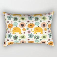 Best friends - Fabric pattern Rectangular Pillow
