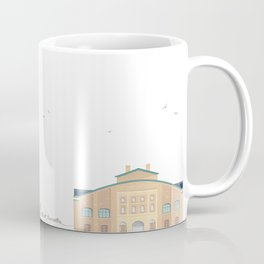 IconOTecture | St. Lawrence Market Coffee Mug