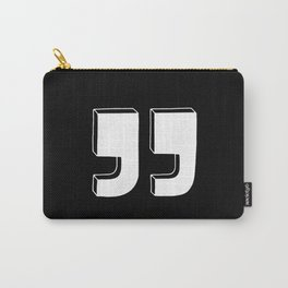 Quotation marks #2 Carry-All Pouch