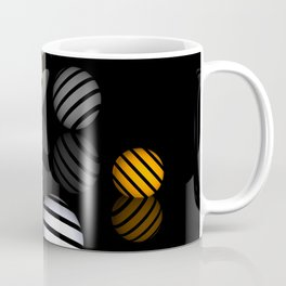reflections and spheres -3- Coffee Mug