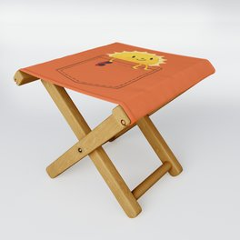 Pocketful of sunshine Folding Stool
